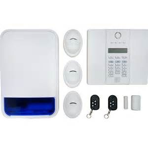 Image of Visonic Powermax intruder alarm